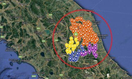 Terremoto:cratere Marche continua calo abitanti e imprese