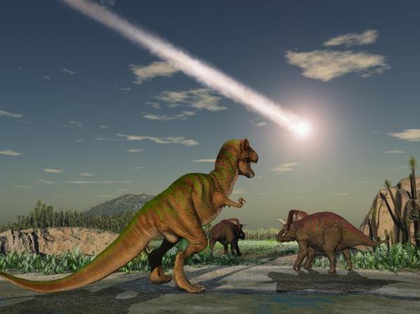 Prova geologica dello tsunami che uccise i dinosauri