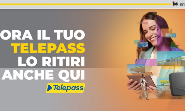 Trasporti, partnership Eni-Telepass per mobilità