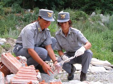 Carabinieri/Forestale 3200 controlli Aste Fluviali
