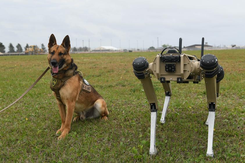 US Army, allo studio  le macchine militari con le gambe