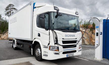 Scania pubblica valutazione dell'impatto ambientale veicoli elettrici