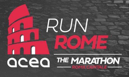 Roma, presentata oggi l'Acea Run Rome The Marathon