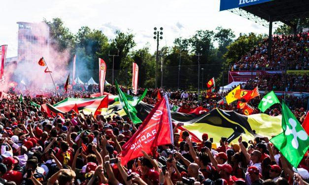 F1, GP Monza con capienza al 50% e green pass obbligatorio