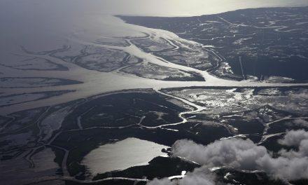 La NASA studia il sistema del delta della Louisiana, un servizio dell'Associated Press