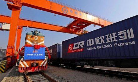A Oriente, Express delle merci spiana la strada alla Cina nel 2022